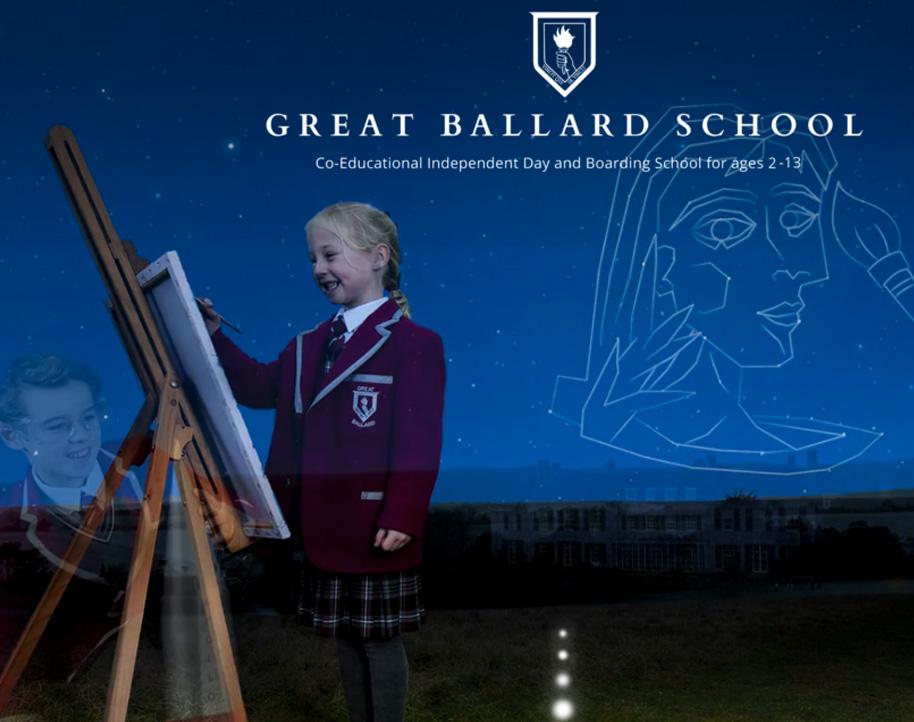 Great Ballard Promotional Page