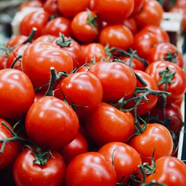 Isle of Wight Cherry Vine Tomatoes - 225g